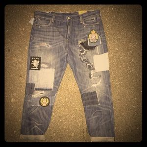 POLO RALPH LAUREN AUTHENTIC DUNGAREES