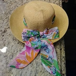 Lilly Pulitizer Hat