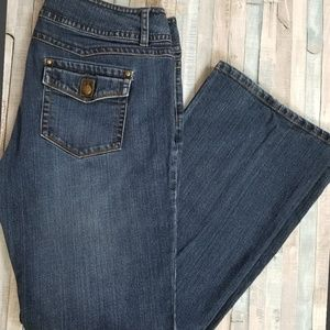 Cabi Contemporary fit Bootcut Jeans