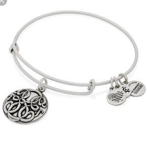 Alex and Ani NWOT Path of Life bracelet