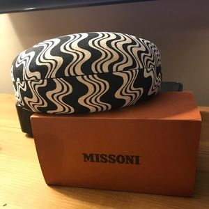 "Designer Sunglasses. ""Missoni"""