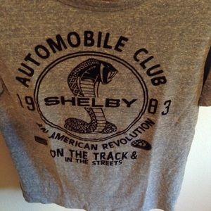 Shelby Auto Club Tee
