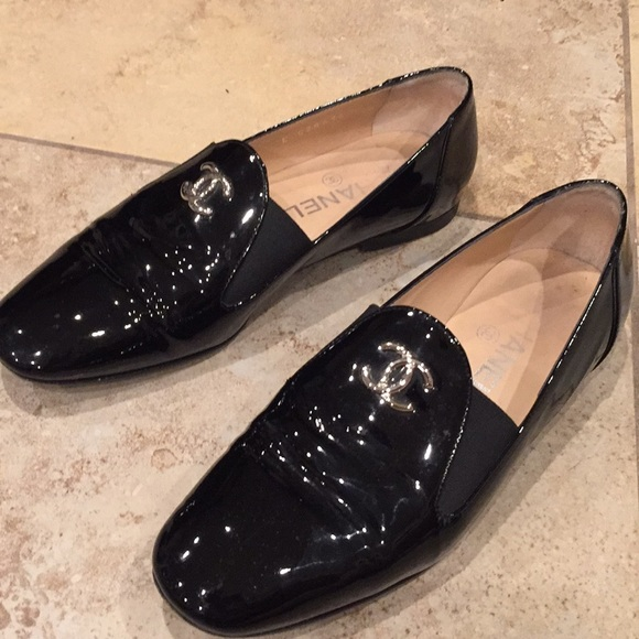 f5e9bfb1f CHANEL Shoes - Chanel Elegant Flat Loafer women s shoe size 5.5