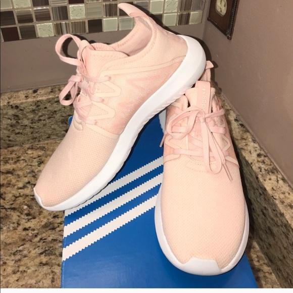 adidas originali tubulare scarpe rosa pallido virale