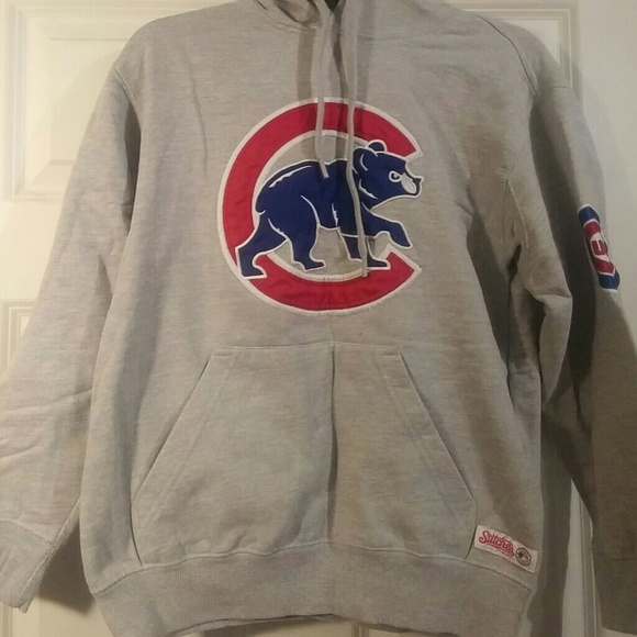 new styles 6370f 1ee8a WEEKEND SALE! Stitches women's Chicago cubs hoodie