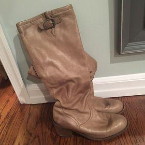 Dolce Vita Tan Talk Boot Size 6.5