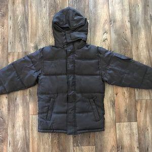Timber Outerwear Women's Jacket Winter Hood Brown