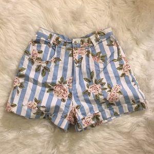 Pants - Vintage high waisted shorts