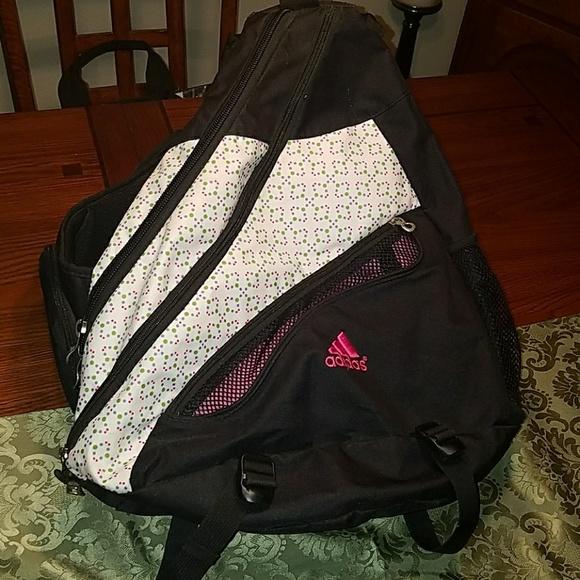 adidas Handbags - 🌲SALE🌲 Adidas Load Spring Sling Backpack d073b4b9331d8