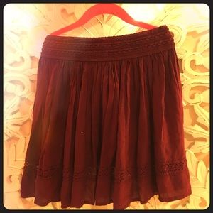 Adorable Boho Skirt