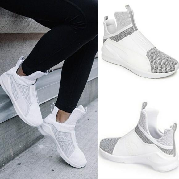 PUMA Fierce Knit Sneaker RUkWSG
