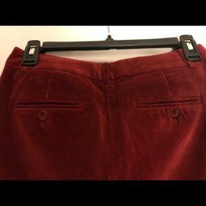 Victoria's Secret Pants - Victoria's Secret velvet pants