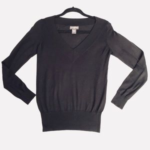 Banana Republic silk blend sweater