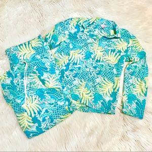 Lilly Pulitzer pajama Set