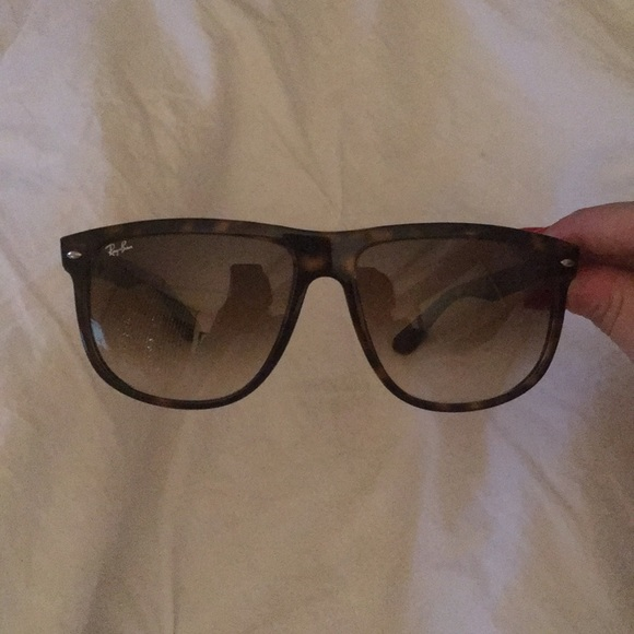 2fda1b6734 Ray-Ban Boyfriend 60mm Flat Top Sunglasses. M 5a1e3f7ea88e7d7a7c150a24