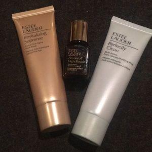 Skincare trio from Estée Lauder