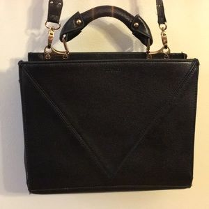 Top shop cross body purse.