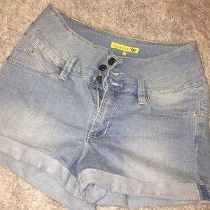 YMI Jean shorts Size 9