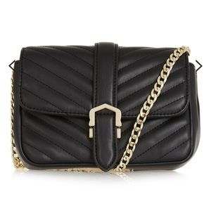 Topshop quilted crossbody bag *just reduced*