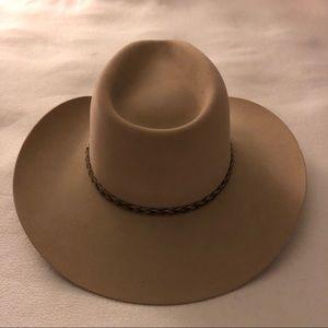Stetson Accessories -  Stetson  Vintage Pinch Front Cowboy Hat 8abf7a4a80b