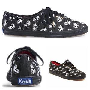 1c617311c0e Keds Shoes - Keds Disney Minnie Mouse Champion Lo Black 6.5