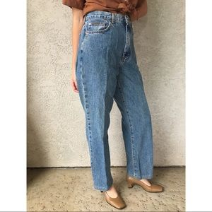[vintage] Calvin Klein classic mom jeans