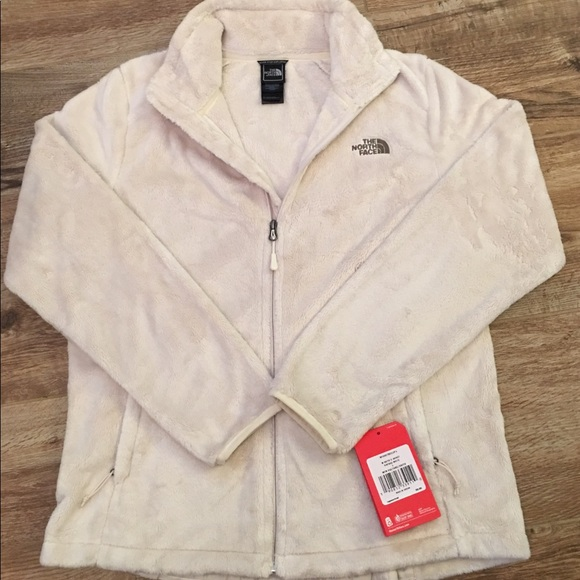 97b4d1112 NWT The North Face Osito Vintage White size L
