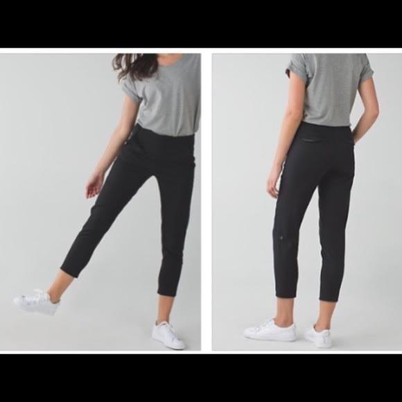 267556567 lululemon athletica Pants - Lululemon  Go City Trek Trouser