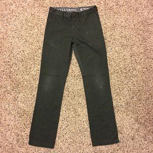 Billabong Straight Carter Pants