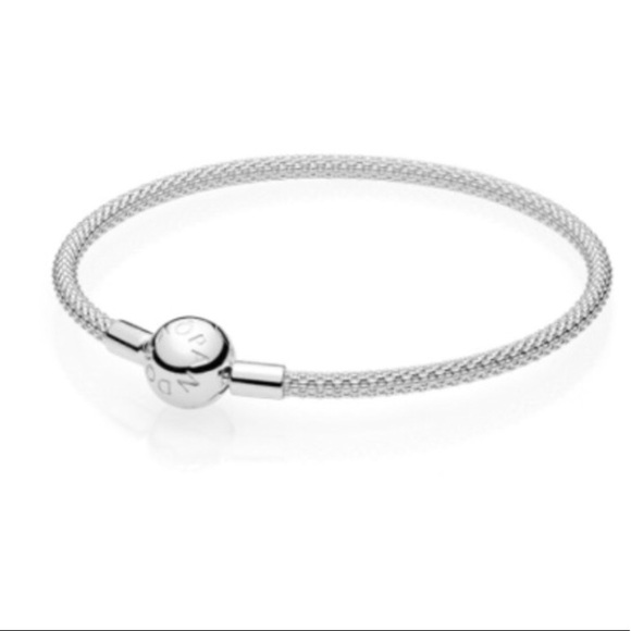 7ce8e3c0d Pandora Jewelry   New Mesh Bracelet   Poshmark