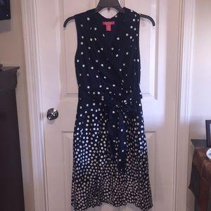 Catherine Malandrino size 12 Polka Dot Dress
