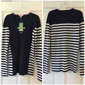 🆕 Lilly Pulitzer Adelaide sweater Good Reef