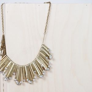 J Crew SOLD OUT Statement Necklace