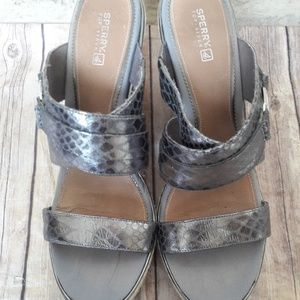 Sperry Top-Sider women sandals size 12