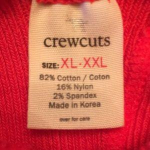 dc127729c J. Crew Crewcuts Accessories - J. Crew Crewcuts red ribbed girls tights