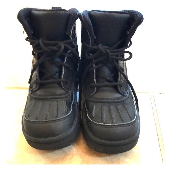 nike snow boots boys