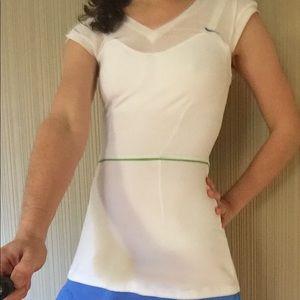 NIKE Sport Dryfit Tennis Dress W/ Builtin Bra XS