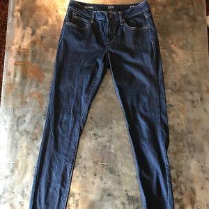 Woman's ANA Skinny Jeans Size 4