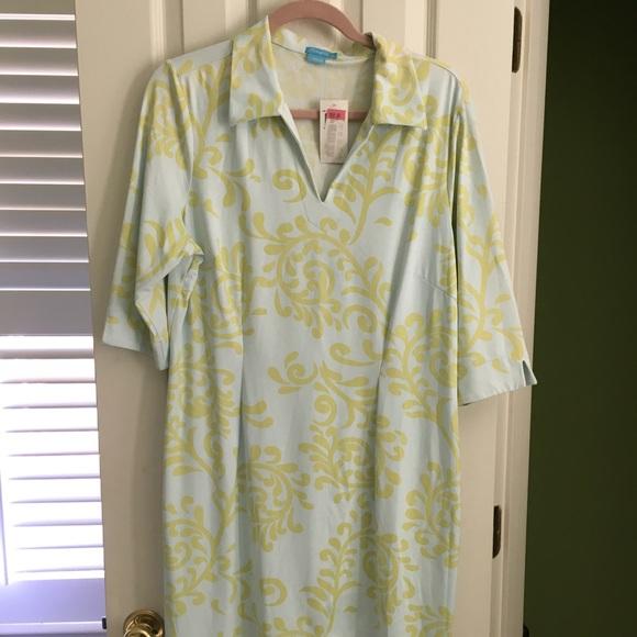 881b886d274 J McLaughlin for Dillard s jersey dress XL