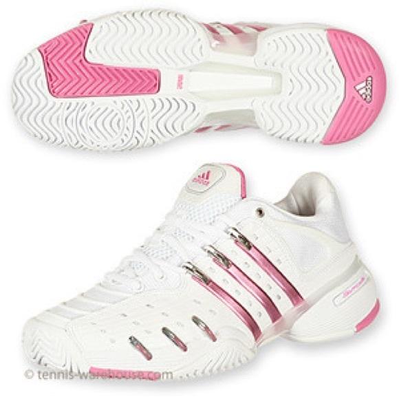 Adidas Barricade V Women's Tennis sneakers.