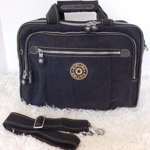 Vintage Kipling Messenger Briefcase Travel BAG