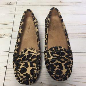 a17c8a1d3462 Vionic Shoes - 🎁NWOT Vionic calf hair Leopard Print Loafer