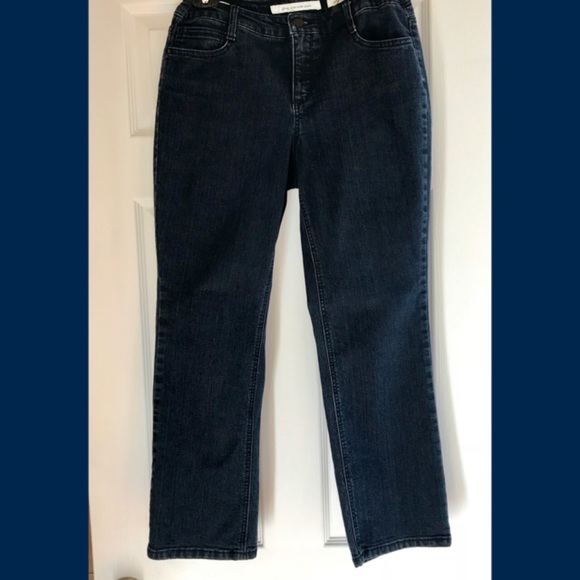 New Jones New York Women/'s straight jeans size 8P