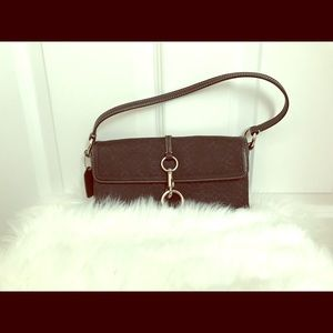 REDUCED TODAY ONLY Authentic Coach Evening Bag