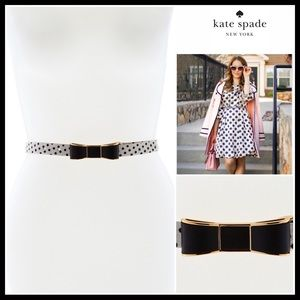 KATE SPADE❤️GIFT PERFECT❤️Skinny Bow Belt
