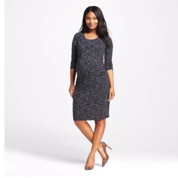 9c7126fa20488 Liz Lange for Target Dresses | Maternity Dress Nwt L | Poshmark
