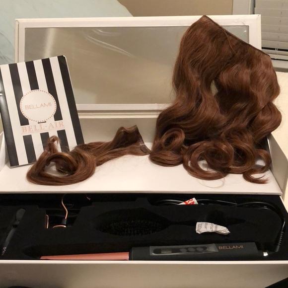 Bellami Other Nwb Bellair Volumizing Hair Extensions Poshmark