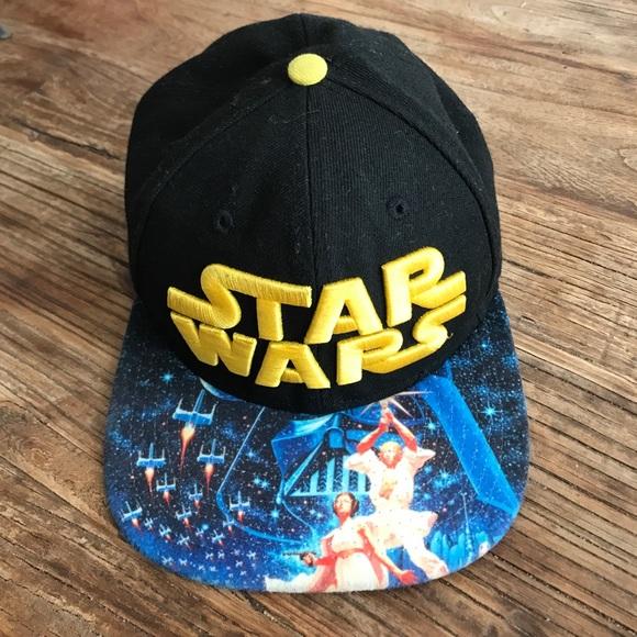 3be0364d New Era Accessories   Sold Star Wars Cap   Poshmark