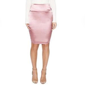 NWT Pink Pencil Skirt