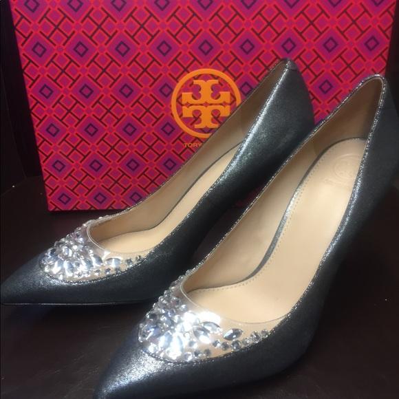 04dbb3af09a NWT Tory Burch Delphine 85mm pumps shoes heels